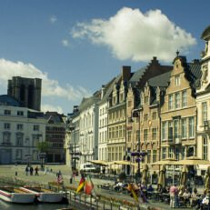Visit Gent – Veggie Capital of Europe