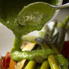 Vinu's Basil Pesto Recipe