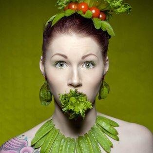 Why live in a veggie box?
