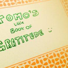 My little book of gratitude