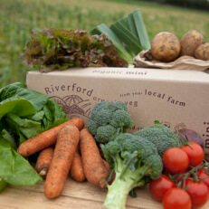 I'm in love with Riverford Organic