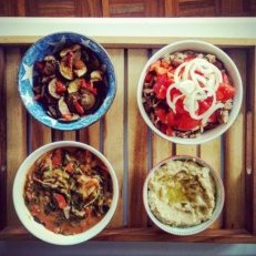 A Middle-Eastern Feast for Eurovision 2016